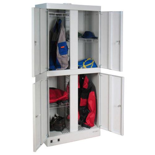 Металлический шкаф для одежды купить в Нижнем Новгороде
